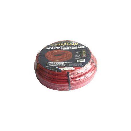 Goodyear 12758 100' X 3 8  Red Goodyear Air Hose