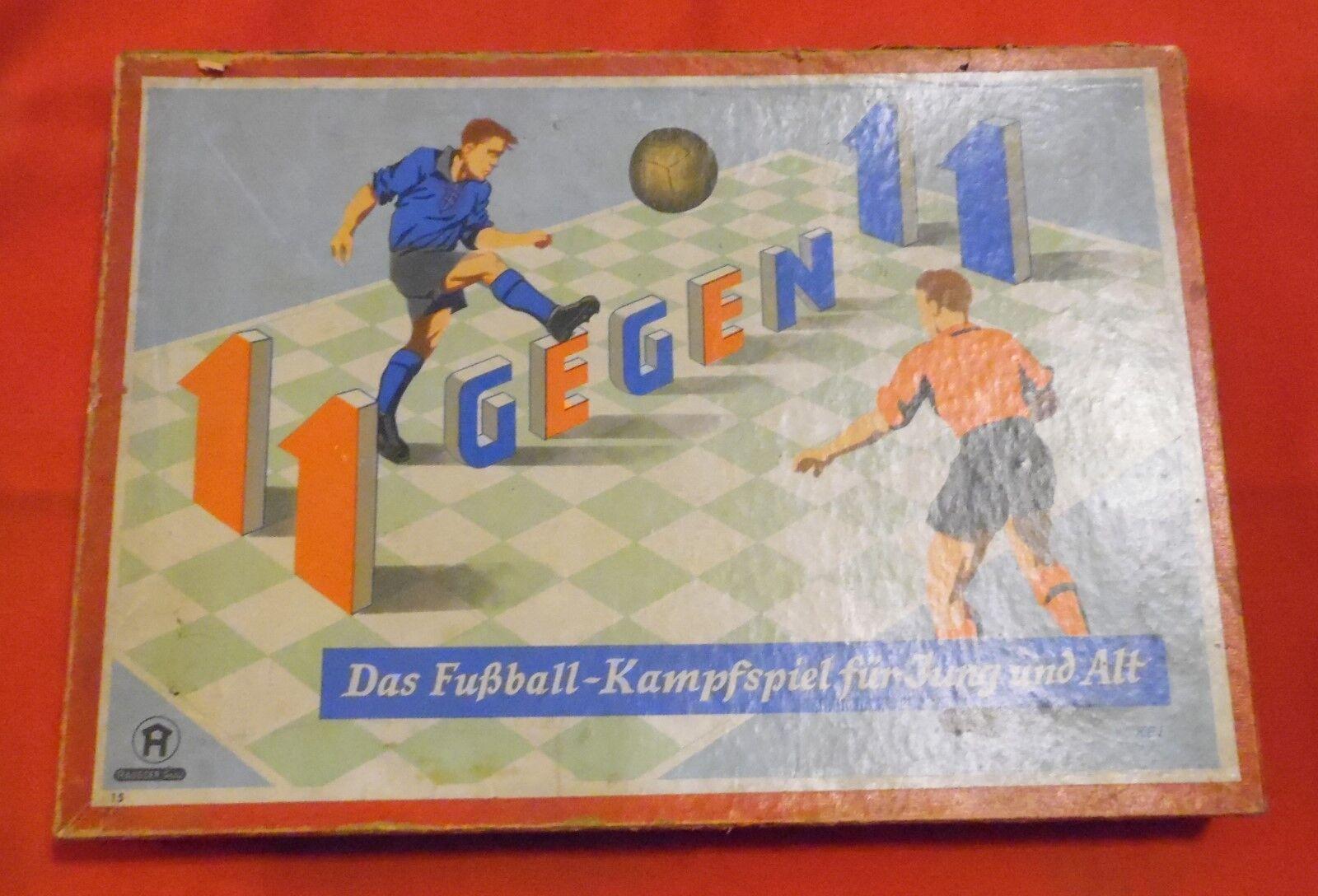 Jeu  11 contre 11-Le football-Lutte Jeu, Hausser jeux 15, 1930er ans