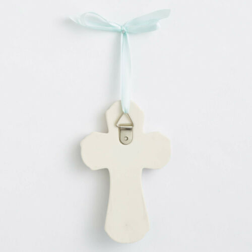 Wall Cross-This Is The Day-Baptized In Christ-Blue Enesco 5.75 x 3.75