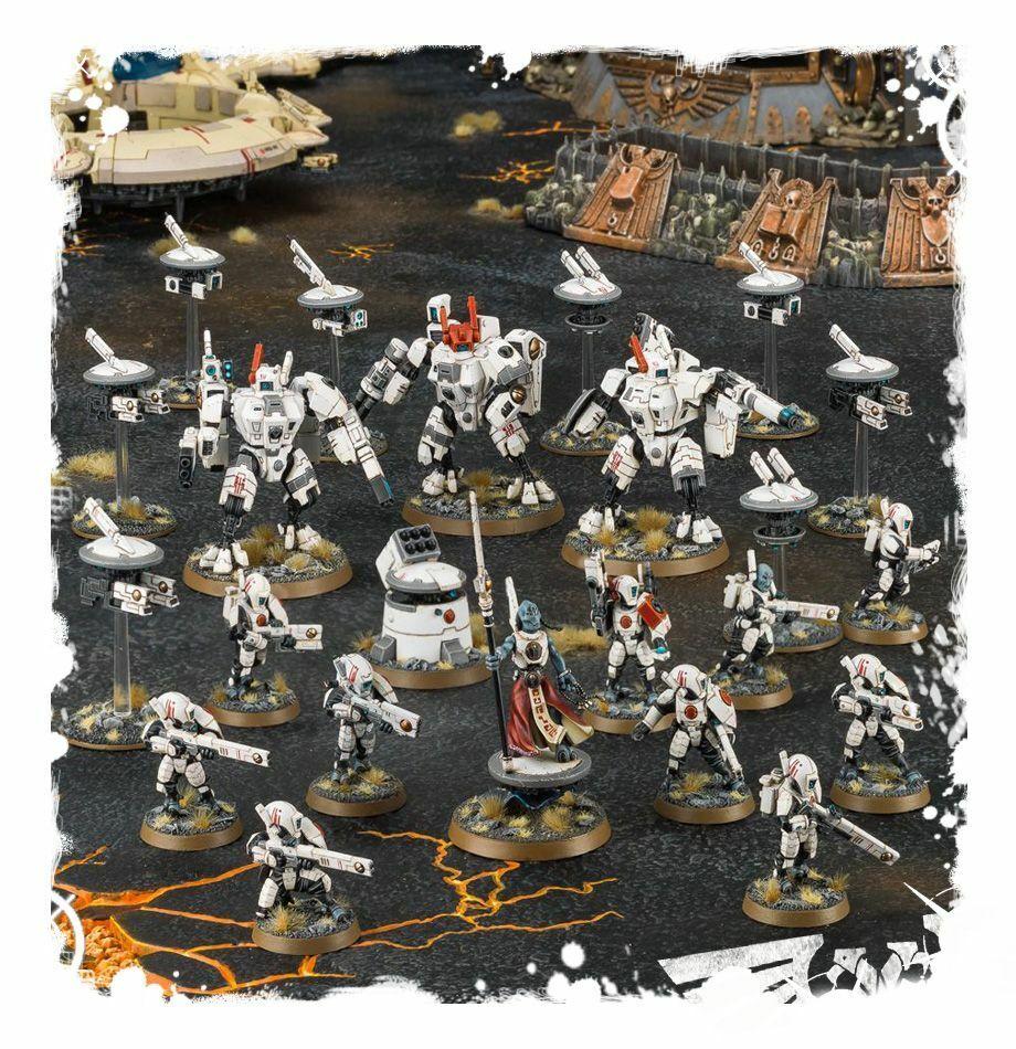 Estrellat Collecting  Tau Empire nuovo Tau  Empire  molte sorprese