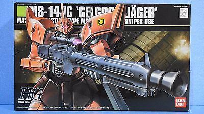 Transformers & Roboter Bandai Hguc 1/144 Ms-14jg Gelgoog Jäger Plastik Modellbau Set Gundam 0080 Aus Kataloge Werden Auf Anfrage Verschickt