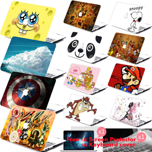 """Lovely Painting Hard Laptop Case Cover For MAC Macbook Pro Air 11/""""13/""""15/""""Retina12"""