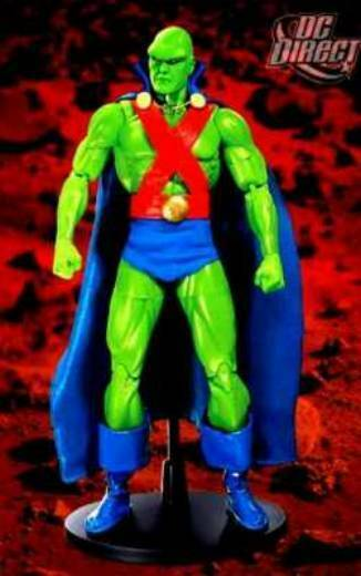 DC Comics Martian Manhunter 13     Deluxe Boxed Action Figure Doll 1 6 Scale New . 3aba5a