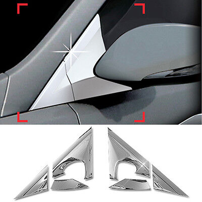 Chrome Mirror Bracket Molding B429 For HYUNDAI 2011-2017 Solaris Accent Verna