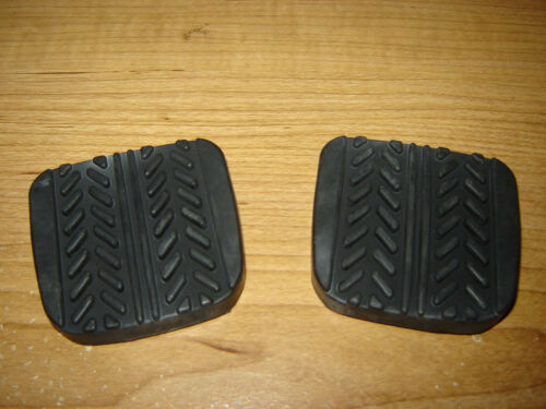 CLUTCH Pedal Pads Fits 1998-2003 BRAND NEW Ford Escort ZX2 BRAKE TWO
