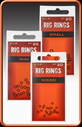 E-S-P Rig Rings Mini And Small