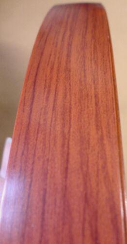 """Biltmore Cherry Wilsonart 7924 PVC edgebanding 15//16/"""" x 120/"""" inches 1//50/"""" thick"""