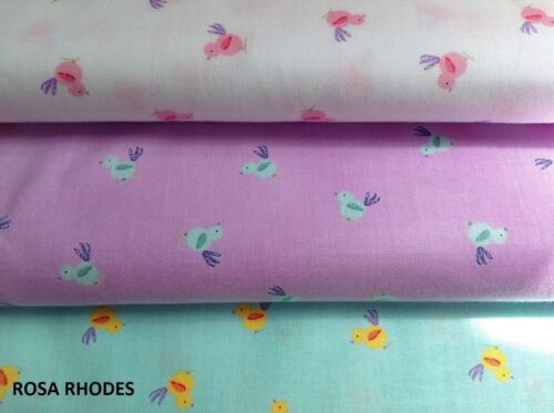 CHICKS MODA PATCHWORK FABRIC CELEBRATION GIRL