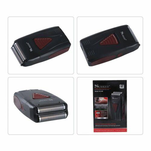 Recommend Cheap Men's Electric Foil Shaver Dual Foil Cordless Rechargeable Razor For SURKER  UT0GB7NnC