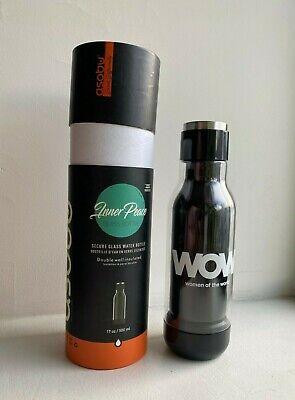 BTA711R 20 oz Asobu Pure Flavour 2 Go Water Bottle Red Tritan