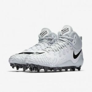 f465e2bfed1 Nike Force Savage Pro TD Men s Football Cleats 880144-100 MSRP  100 ...