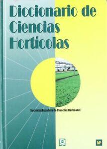 Diccionario de ciencias hortícolas