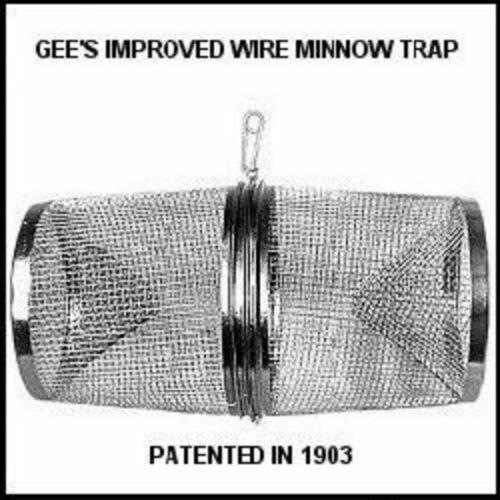 Gees Feets G-40 Minnow Trap