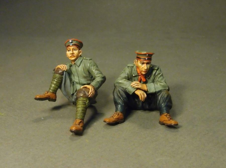 JOHN JENKINS DESIGNS WW1 WW1 WW1 THE GREAT WAR GWG-03 GERMAN TANK CREW MIB e7b250