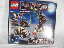 Lego 9463 Monster Fighters THE WEREWOLF new sealed set car tree wearwolf 7-14 yr