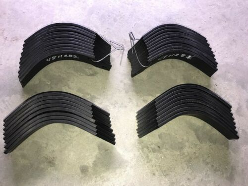 First Choice RT04  Rotocultivator Tines Eighteen each Left Hand /& Right Hand