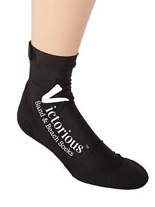 Unisex - Beach Socks - Wear In Sand Playing Volleyball Soccer and More