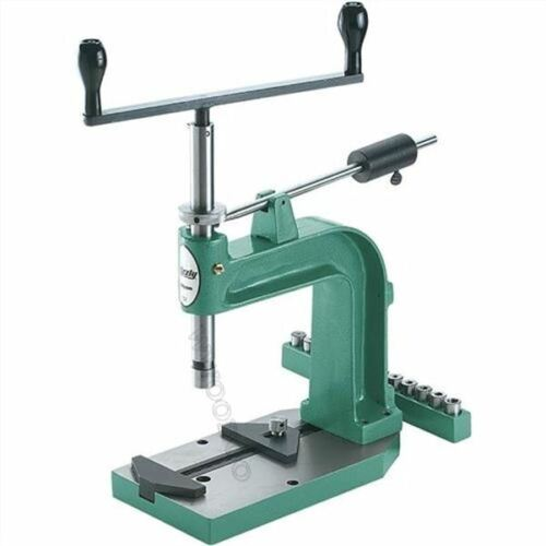 Tapping Machine Desktop Hand Cast Iron Tap And Dies Precision Manual Tappe bt