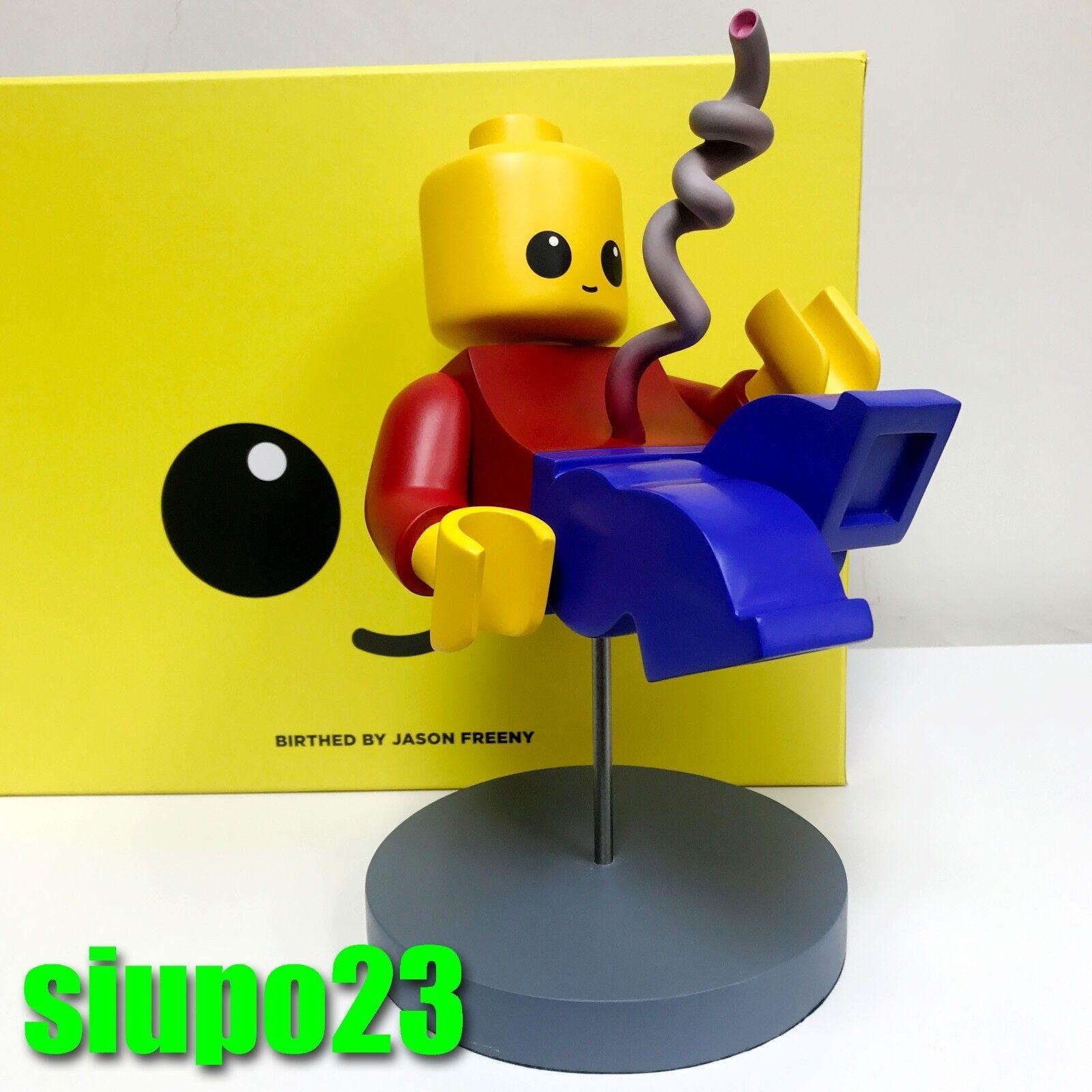 Mighty Jaxx Jason Freeny ladrillo Bebé Junior Lego edición limitada