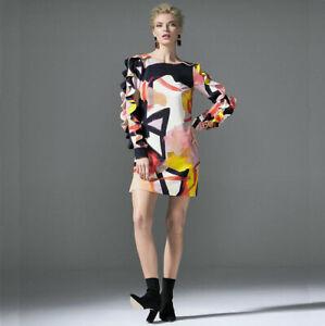 Vestiti Eleganti Xxl.Abito Carla Ruiz 96056 Tg 50 Xxl Dress Donna Vestito Elegante Ebay