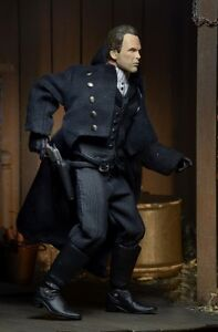 Hainful Eight: Le shérif Chriss Mannix (le shérif) Walton Goggins 8 ″ Action Fig