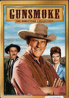 Gunsmoke Director's Collection Dvd 3 Disc Box Set 15 Episodes Over 9 Hours