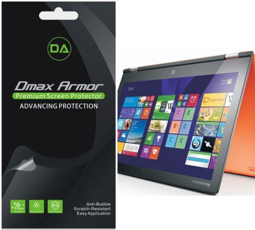 "3-Pack Dmax Armor Anti-Glare Matte Screen Protector for Lenovo Yoga 2 11.6/"""