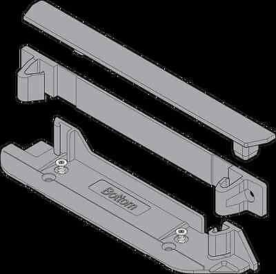 LEGRA//TANDEM//MOVENTO Z10D01EA.01 Blum SERVO-DRIVE Trägerprofil vertikal