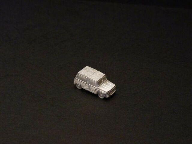 Miniature for Painting Citroën Mehari, N 1:160