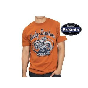 harley davidson t shirt neu modell harley davidson bike ebay. Black Bedroom Furniture Sets. Home Design Ideas