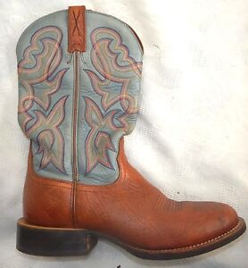 edaa6ba0988 Details about Twisted X HORSEMAN Western Cowboy Work Motorcycle Boots MEN'S  SZ 6.5 C PERFECT