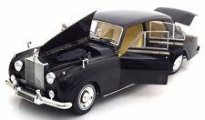 Minichamps 1960 Rolls Royce Silver Cloud II Black in 1/18 Scale. New Release!