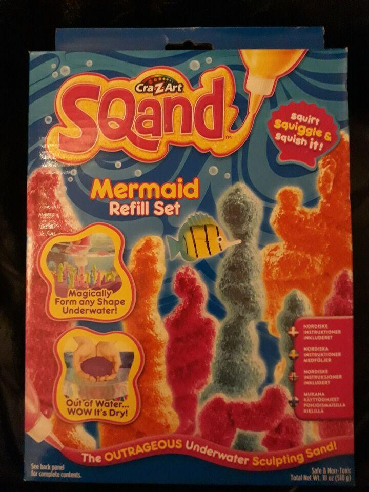 Andet legetøj, squand