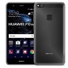 Huawei P10 Lite Hülle Schutzhülle Tasche Case Silikon TPU Cover Slim ZOVONIC