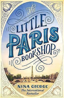 The Little Paris Bookshop by Nina George (Paperback, 2015)