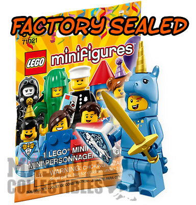 LEGO UNICORN GUY Factory Sealed Series 18 Minifigure ~ IN HAND /& READY TO SHIP!