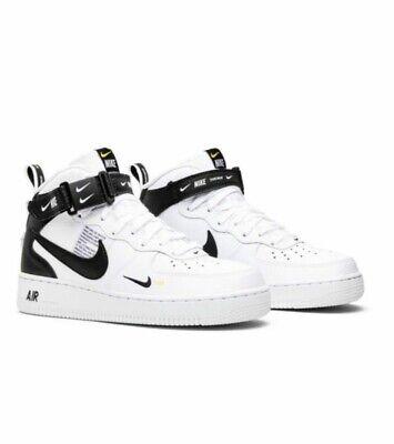 bendición tsunami identificación  Nike Air Force 1 Mid 07 LV8 Overbranding   eBay