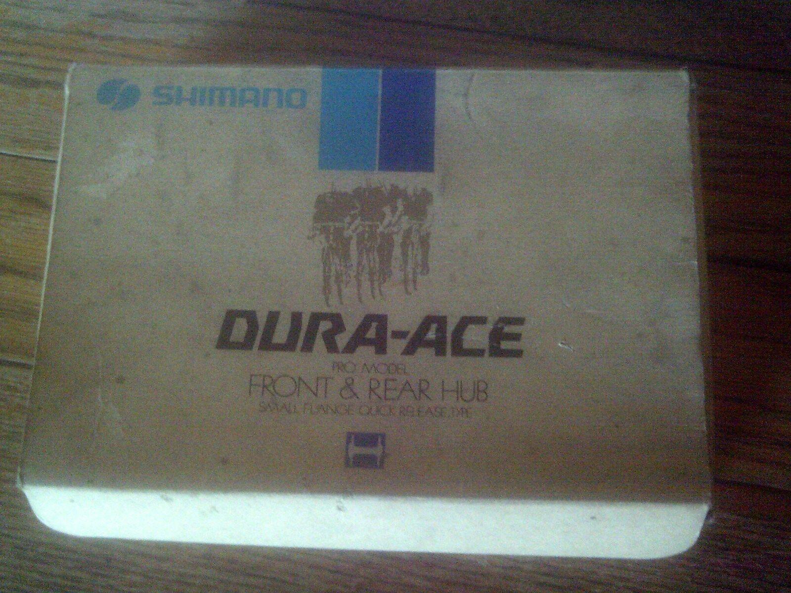 Shimano Dura Ace 7100 36 fori MOZZI, 1981
