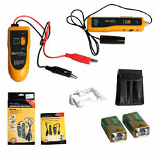 Kolsol F02 Underground Cable Wire Locator Tracker Lan With Earphone Free Ship