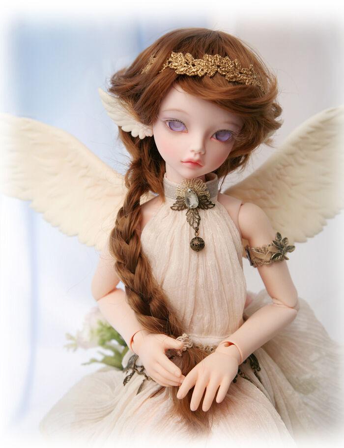 Para Soom 1 4 Muñeca fantasytuff (Sueve) - mensajero del cielo ojos Gratis + Cara Maquillaje