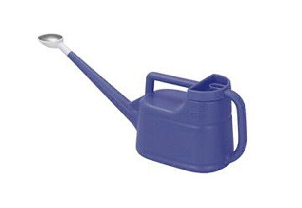Integral molding Watering Can Capacity 4L Official SHINKI Gosei 10139 Blue