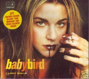 MAXI-CD-DIGIPACK-BABYBIRD-CANDY-GIRL-EP1-4T