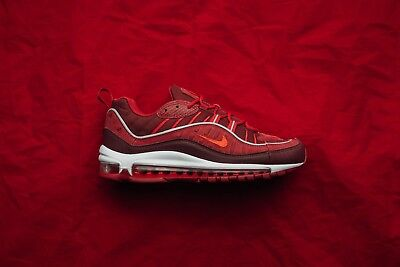 Nike Air Max 98 SE size 11.5. Team Gym Red. Triple Red. AO9380 600. 95 97 | eBay