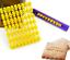 Mini Alphabet Numéro Lettre Cookie Biscuit Tampon Couteau Embosseur Gâteau Moule