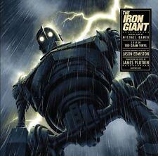 The Iron Giant - 2 x LP Complete - Limited Edition - Black Vinyl - Michael Kamen