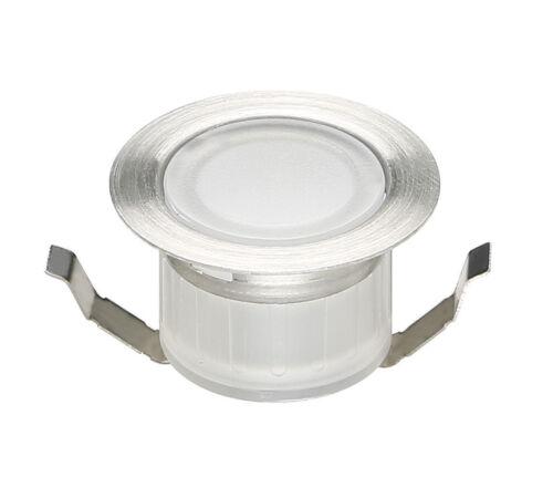1-50er 30mm-31mm WIFI Kontroller Warmweiβ LED Bodeneinbauleuchten Außen Terrasse