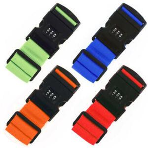 Adjustable-Luggage-Suitcase-Lock-Safe-Belt-Strap-Baggage-Tie-UK
