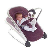 Kids Kargo Rocker Bouncer Newborn Infant Toddler Baby Chair Lie Flat Snooze Sit