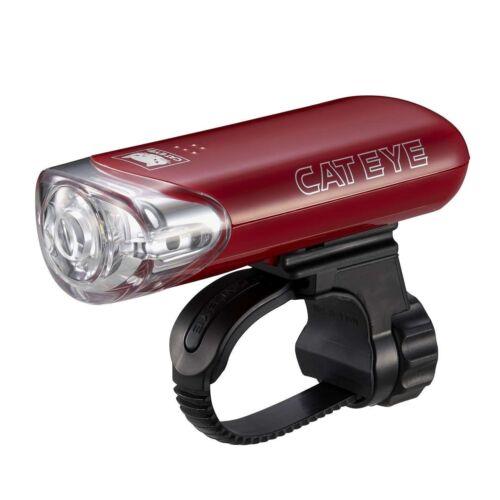 CATEYE HL-EL140 Bicycle Head Light Red New Japan