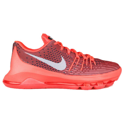 Nike KD Kevin Durant 8 Bright Crimson White Black 768867 610 GS